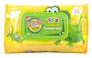 flushable wipes hajj umrah travel scent free