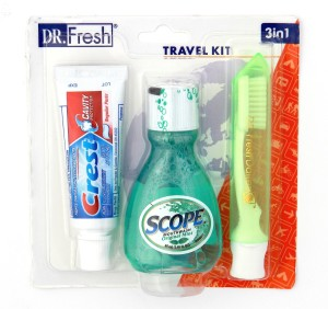 dental kit hajj umrah travel