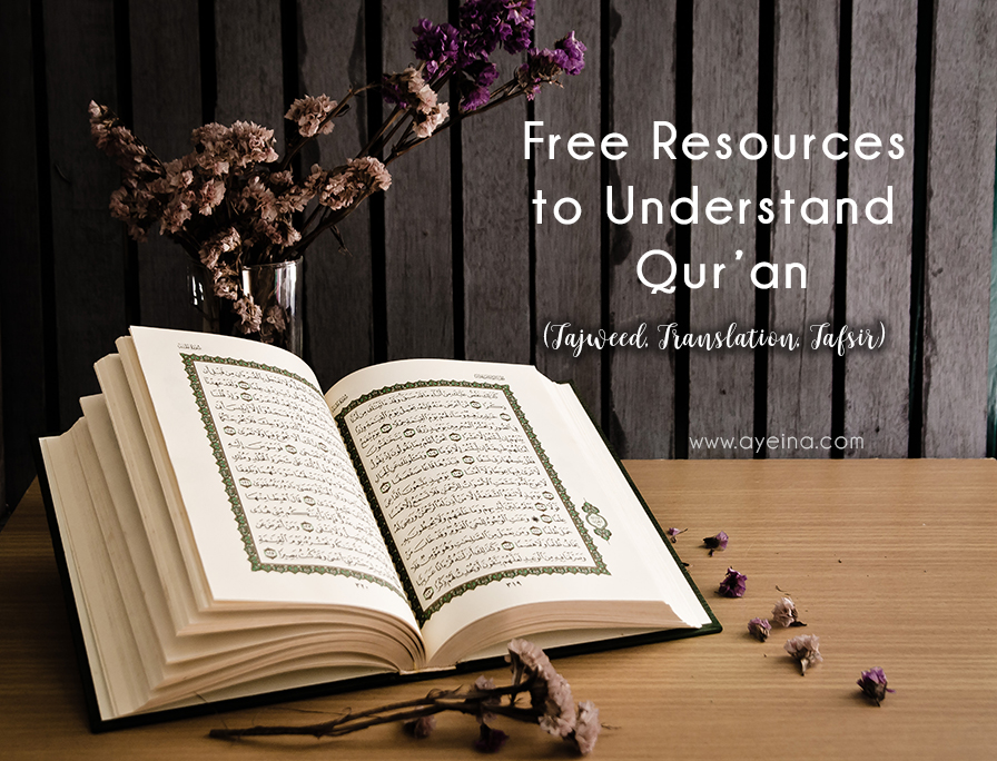 Free Resources to Study Quran
