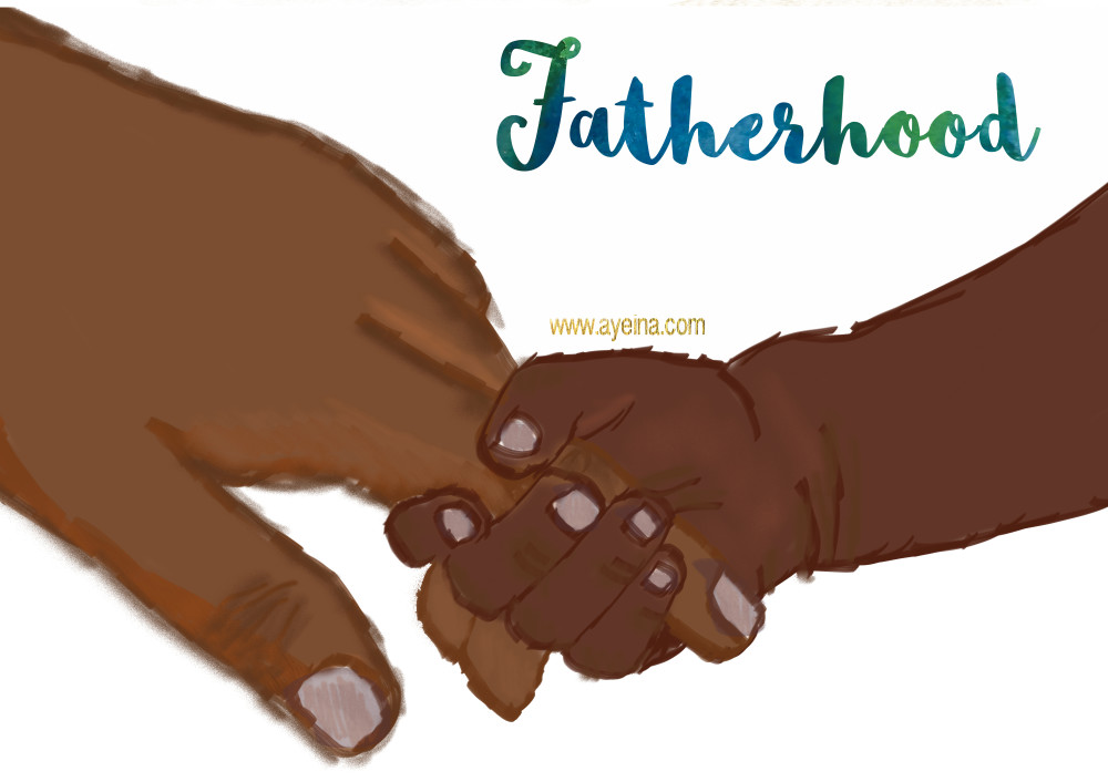 ayeina, SPM, fatherhood