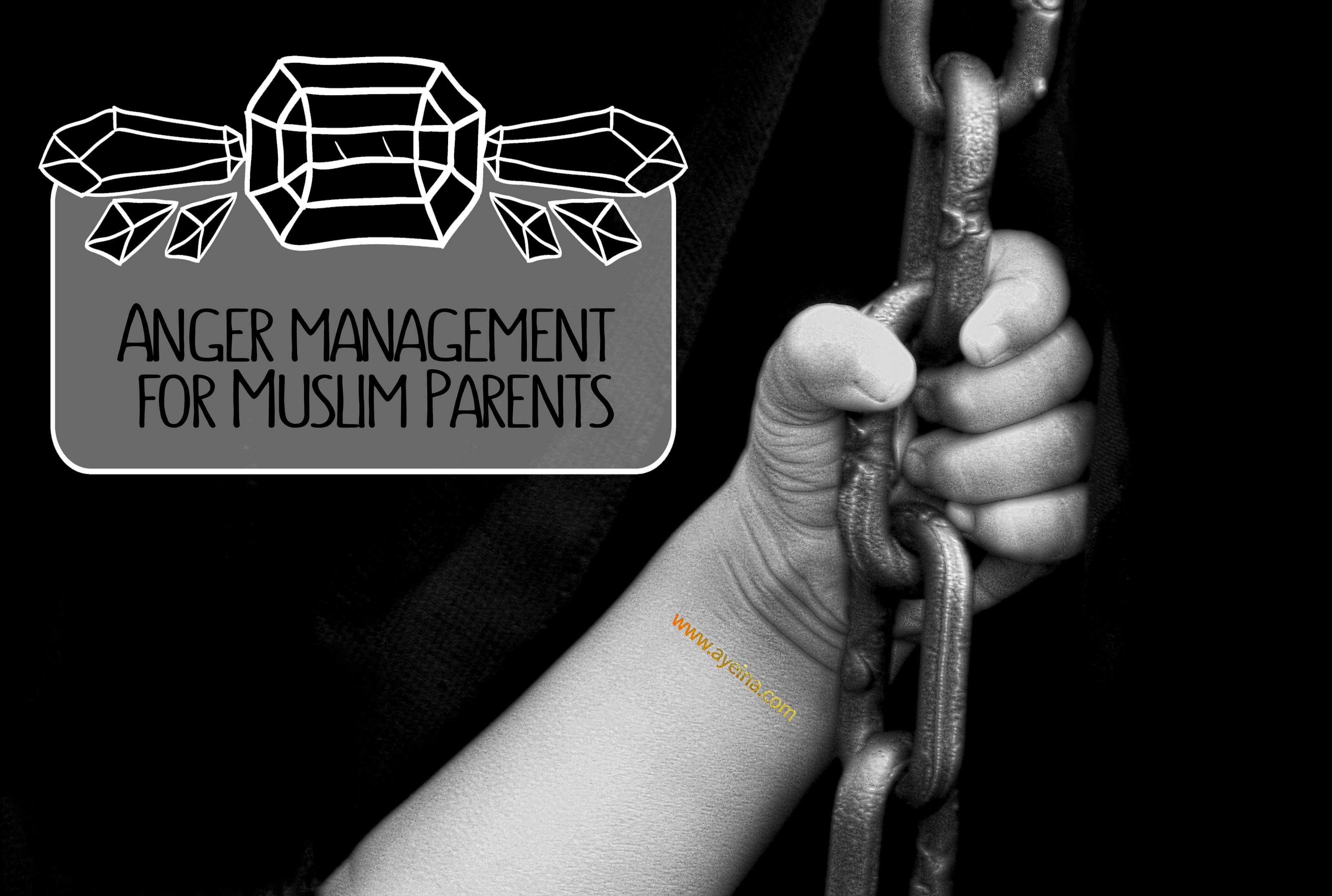 Controlling Parental Anger through Islam