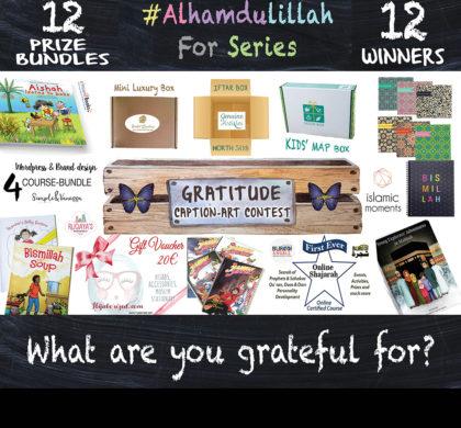 Gratitude Caption and Art Contest 2016 (CLOSED)