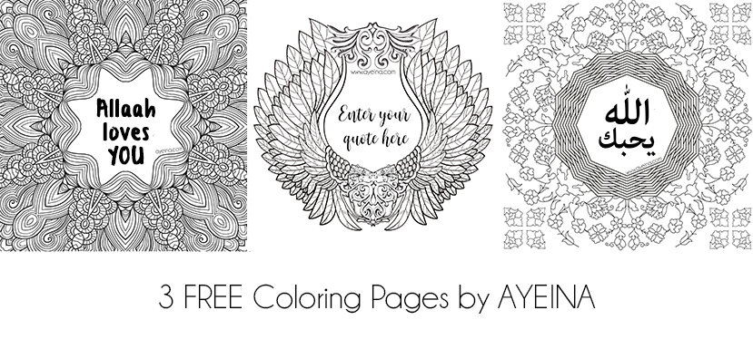 Free Adult Coloring Pages: Detailed Printable Coloring Pages for ... | 374x829