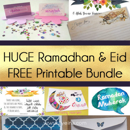 ramadhan freebies for kids, eid freebies for mini muslims, ramadhan and eid free printables for muslims, muslim parenting, muslim mother, breaking fast dua, islamic pattern eid envelope, ramadan mubara bubble, eid place cards for eid table, eid cards watercolor florals, pastels, eid banner gold and purple, coloring sheets for muslim kids, #AlhamdulillahForSeries gratitude coloring journal for kids, eid mubarak arabic coloring card, eid coloring page, eid poster, ramadhan recipe card, bismillah, watercolor food card, laylatul qadr dua, lailatul qadr for muslim children, confessions of a practicing muslim poem, awaiting ramadhan anxiously, ramadhan 2017, eid 2017