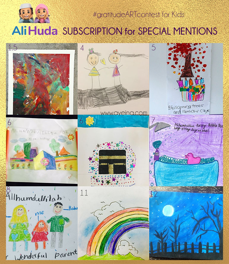ali huda subscription halal tv for muslim kids, ad free tv for kids, islamic cartoons and programmes for kids, islamic art by kids, raising grateful kids