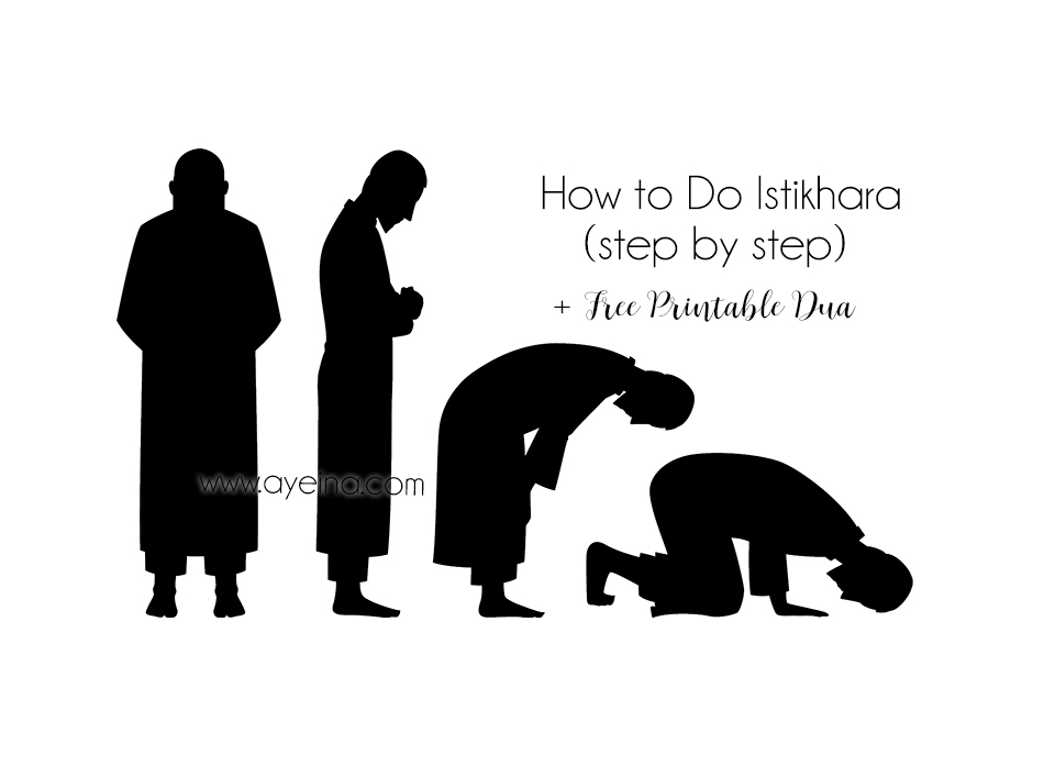 Do's and Don'ts of Istikhara (+FREE dua printable)