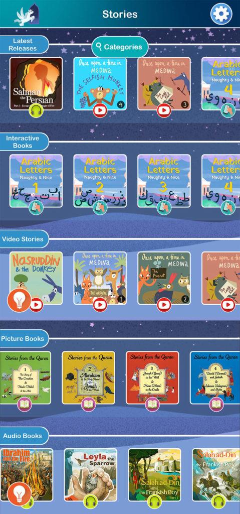 30+ Islamic Stories for Muslim Kids | AYEINA