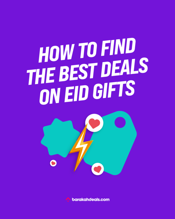 how to find best deals on eid gifts